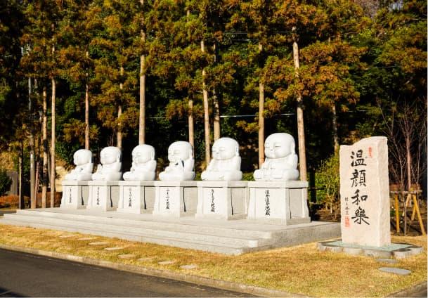 六地蔵菩薩様
